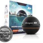 Deeper Fishfinder nahazovací sonar - verze Bluetooth