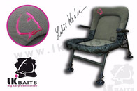 LK Baits Křeslo Camo De-Luxe Chair