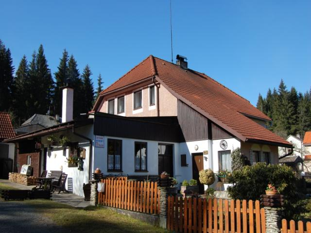 Apartmány Na samotě u lesa – Rybařina Jižní Čechy