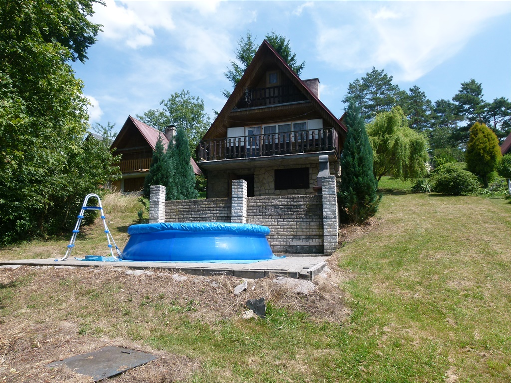 Rybářská chata Amálka – Luhačovická přehrada