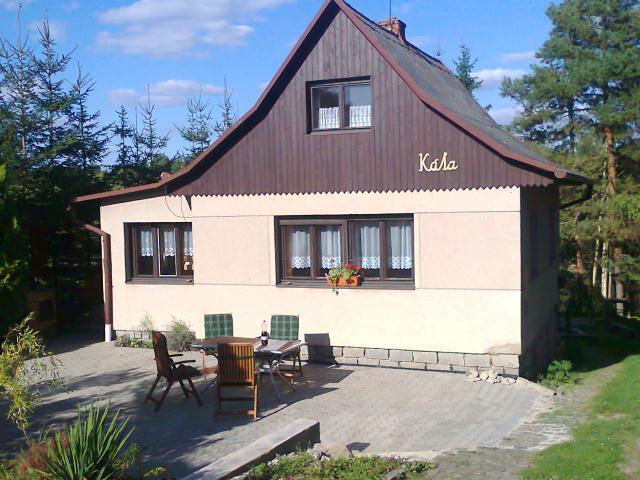 Rybářská chata Káťa – Ruprechtov