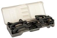 Fox Swinger set Euro MK2 Swinger Rod Sets - Black 4 Rod