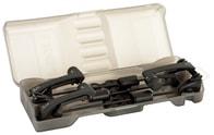 Fox Swinger set Euro MK2 Swinger Rod Sets - Black 3 Rod