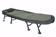 LK Baits Lehátko Camo De-Luxe Bed Chair