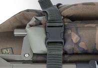 Fox Lehátko R-Series Camo Bedchairs - R2 - Standard