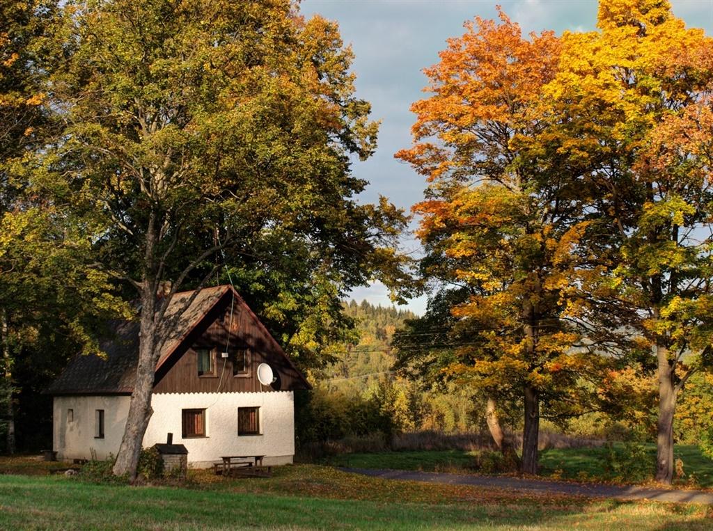 Chata U Špičáku – Rybařina Liberecký kraj