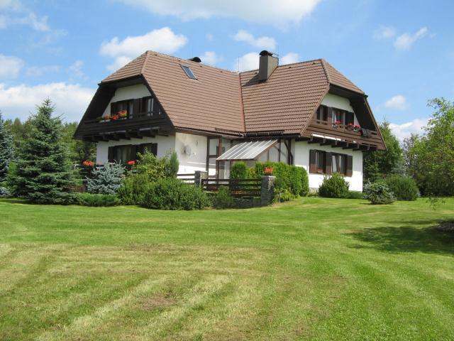 Rekreační dům Harvánek – Rybařina rybník Sykovec
