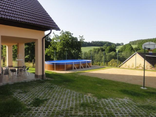 Apartmány Sedlec-Prčice – Rybařina Velký Vrchotický rybník
