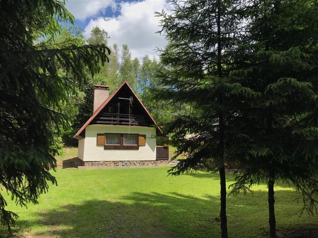 Chata Na Cihelně – Rybařina rybník Sykovec
