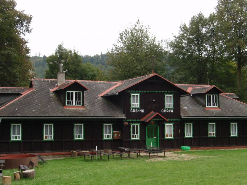 Rybářská chata Kružberk
