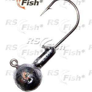 RS Fish® Hlava jigová - nebarvená 5