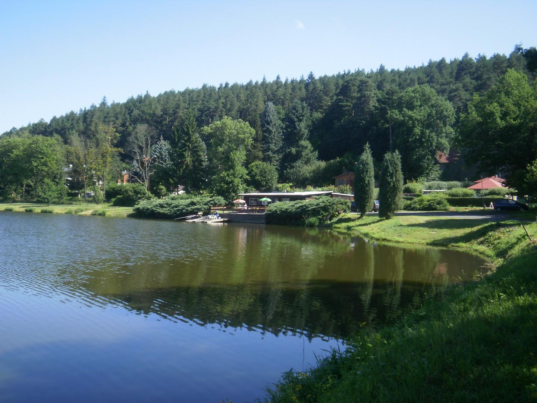 Rybník Hruškov